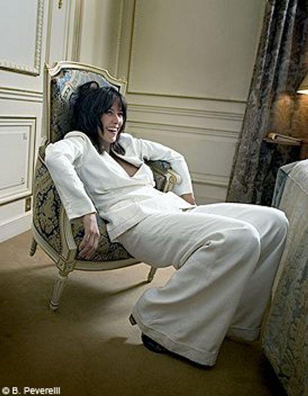 Sophie Marceau, j'adore avoir 40 ans