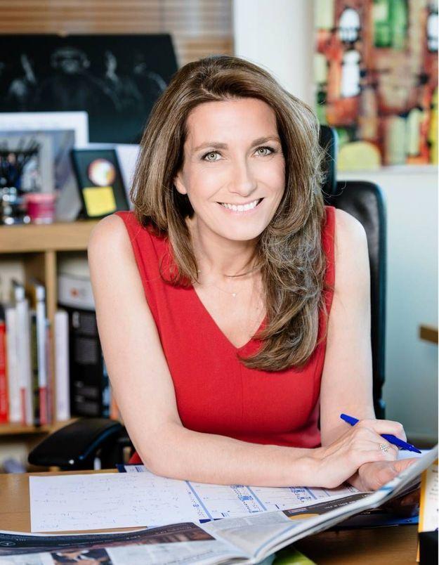 Anne-Claire Coudray : «Les gestes barrières c'est difficile, je suis très tactile»
