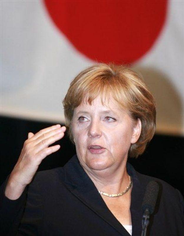 Angela Merkel est la femme la plus puissante, selon Forbes