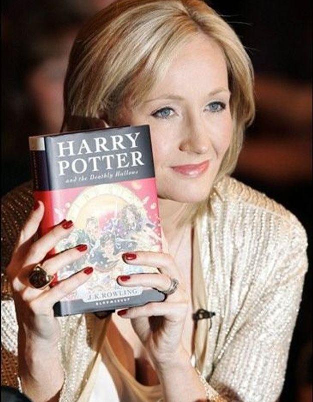 Après le succès d'Harry Potter, J.K. Rowling tourne la page
