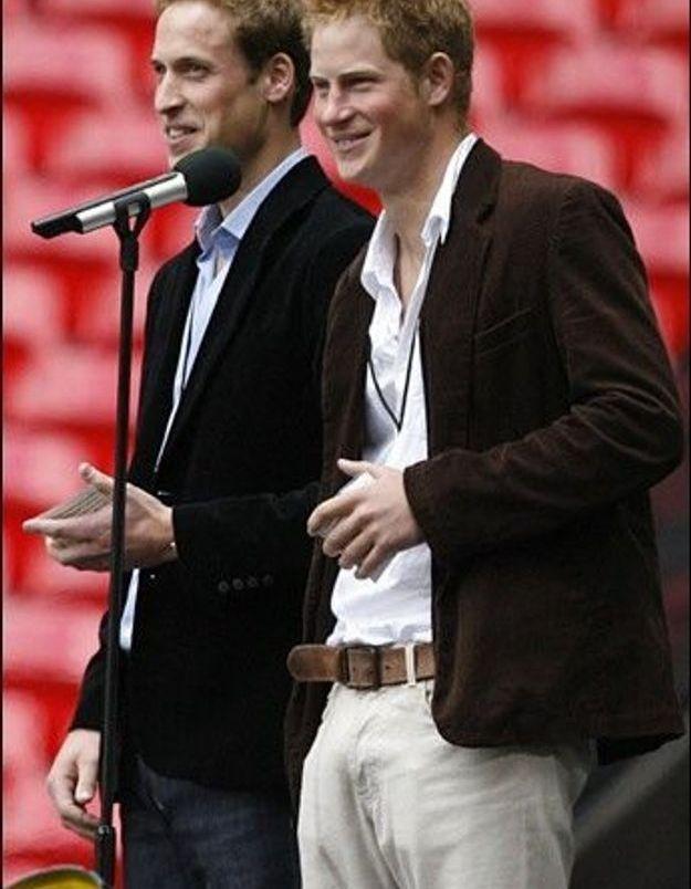 GB: William, Harry prendront la parole pendant la messe en souvenir de Diana