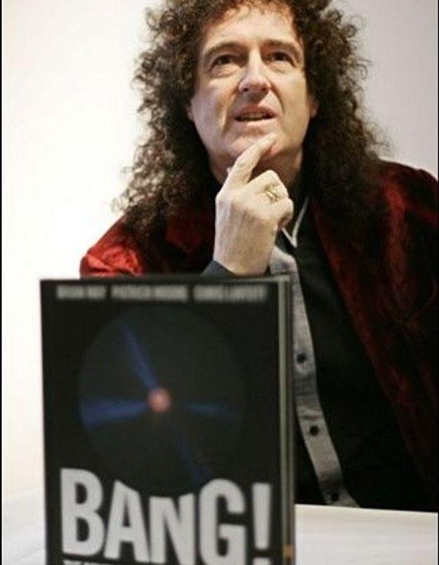 Le guitariste de Queen a terminé sa thèse d'astronomie après 30 ans