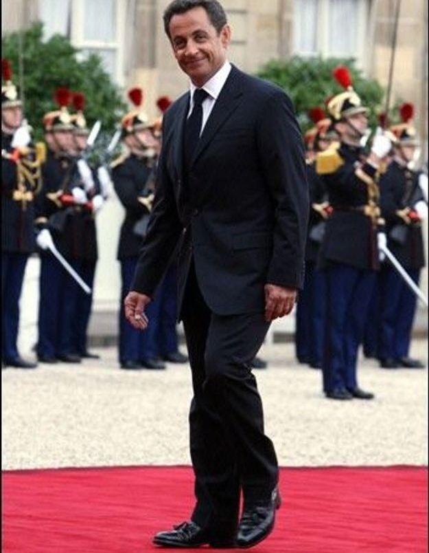 Nicolas Sarkozy parmi les hommes les mieux habillés du monde, selon Vanity Fair