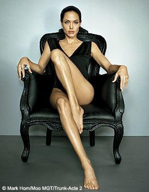 Angelina Jolie est-elle trop parfaite ?