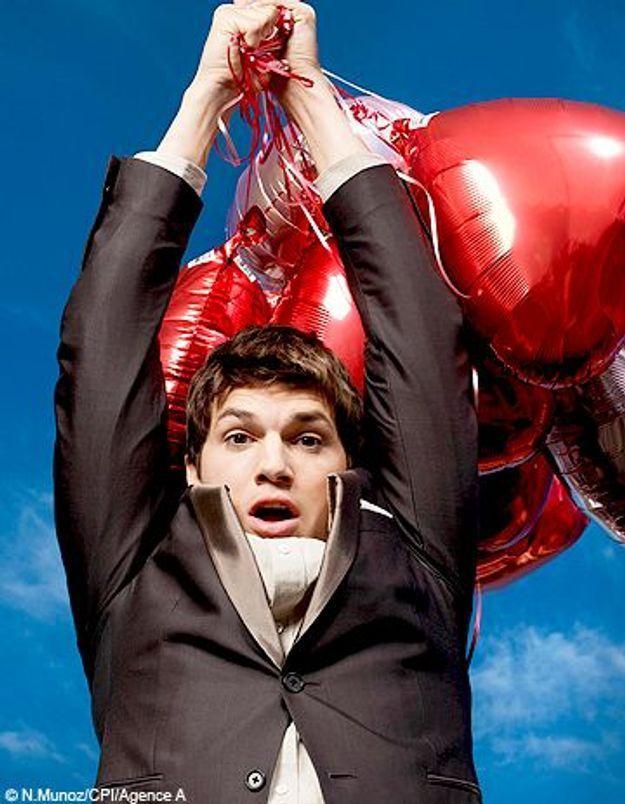Ashton Kutcher : à Demi et plus...