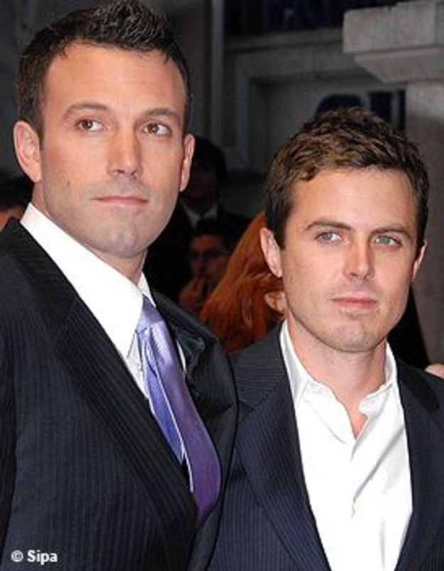 Ben et Casey Affleck. O brother's !