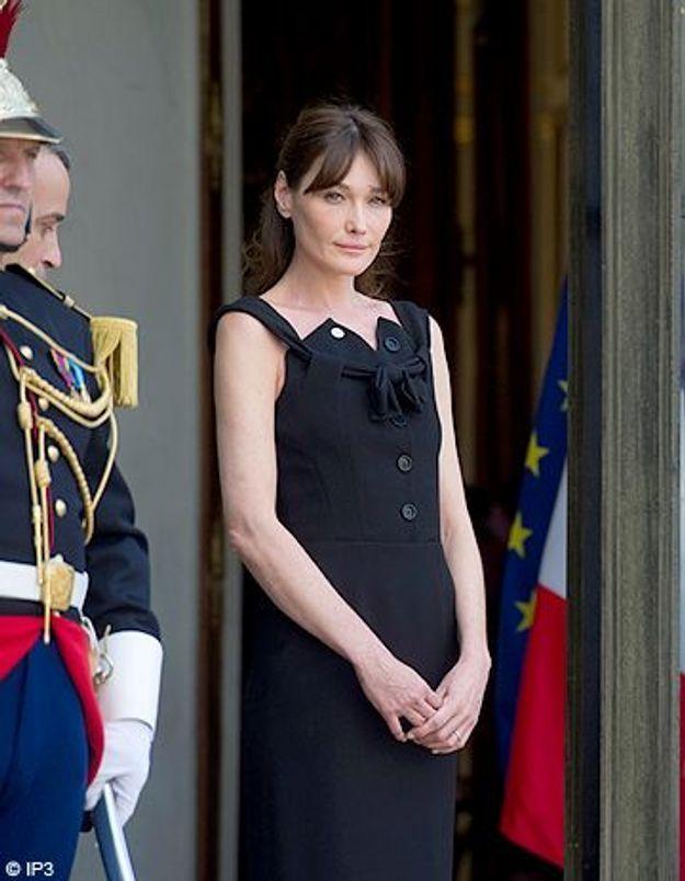 Carla Bruni-Sarkozy : bébé à l'Elysée ?