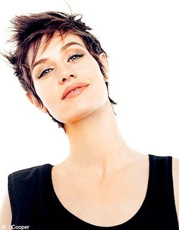 Cécile de France. Sœur sourire