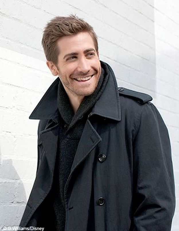 Jake Gyllenhaal. Le charming lover