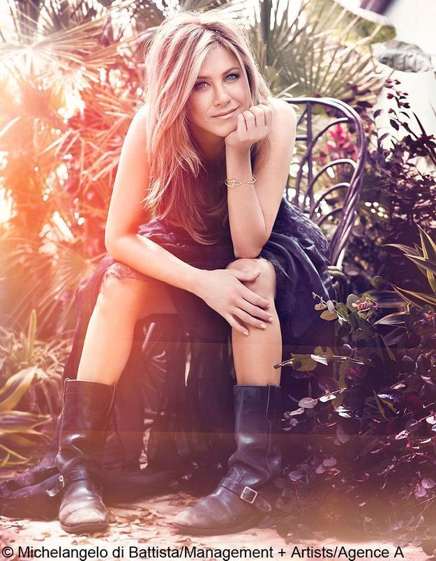 Jennifer Aniston, superstar naturelle