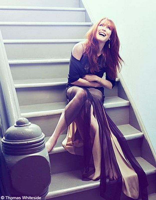 Julianne Moore, toujours plus surprenante