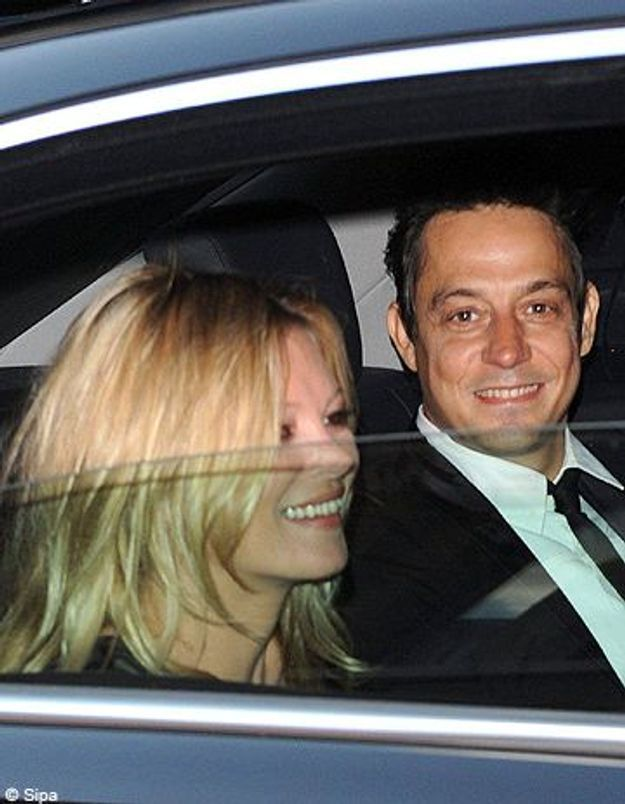 Kate Moss et Jamie Hince : un mariage chic'n'roll !