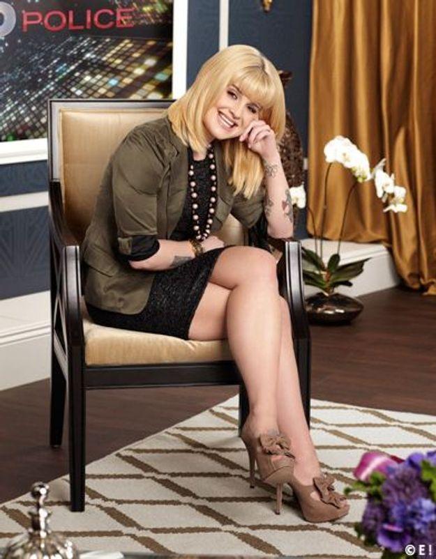 Kelly Osbourne : la revanche d'une fashionista