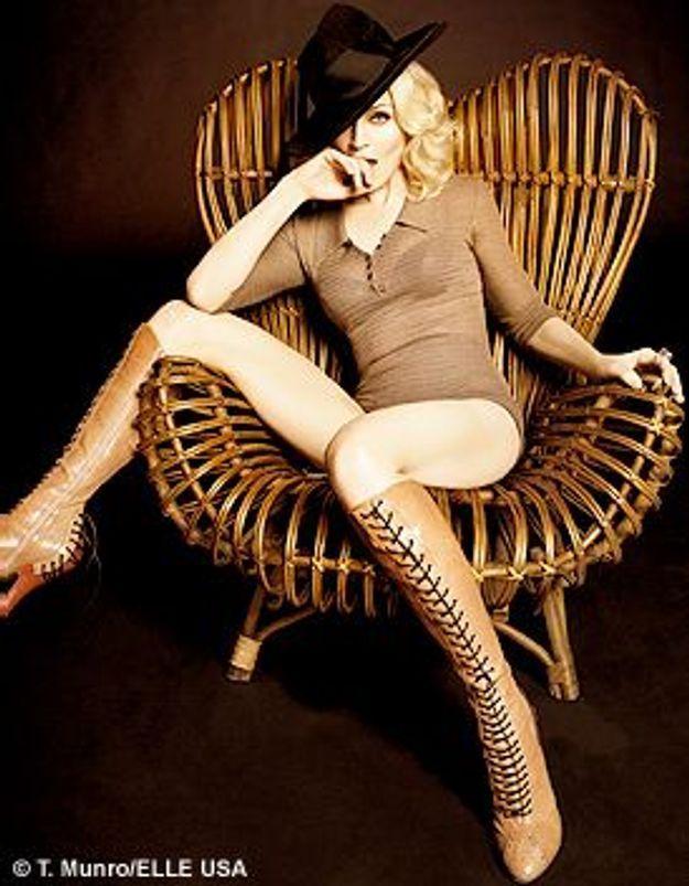 Madonna : « J'ai peur qu'on m'abandonne »