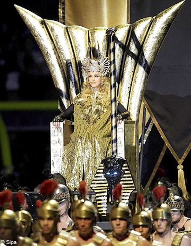 Madonna, le retour ?