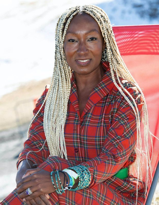 Nadège Beausson-Diagne : « Je milite avec l'envie de mettre le monde dans le bon sens »