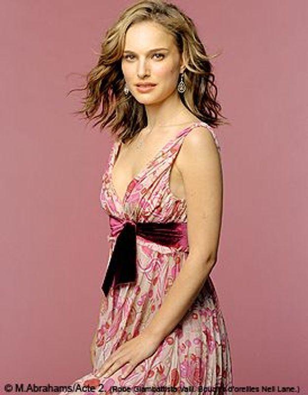 Natalie Portman. La force est avec elle