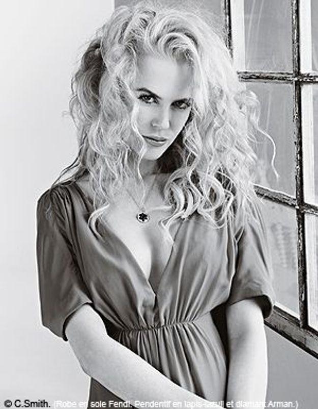 """Nicole Kidman. """"J'ai trouvé ce j'ai toujours cherché"""""""