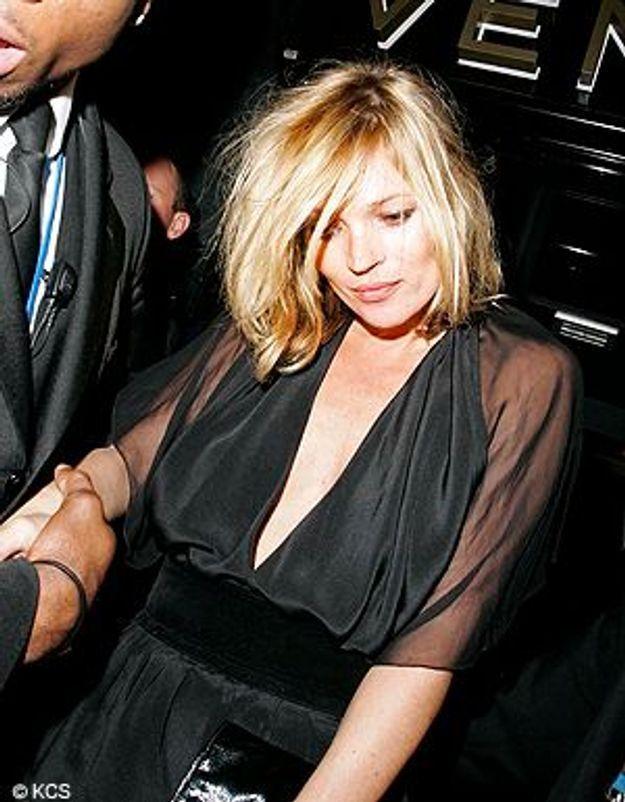 Pourquoi Kate Moss refuse t-elle de s'assagir ?