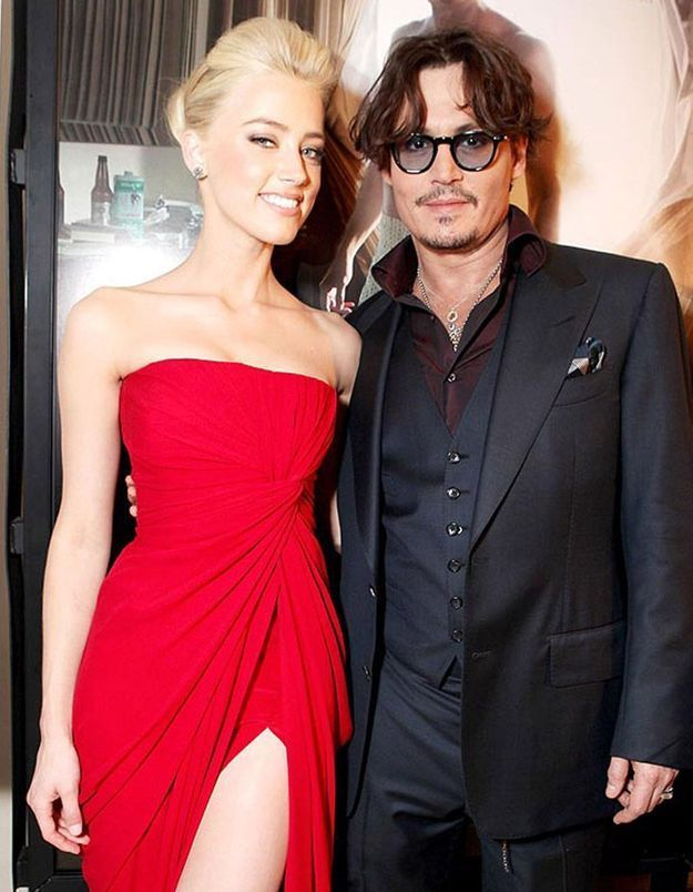 Qui est Amber Heard, la fiancée de Johnny Depp ?