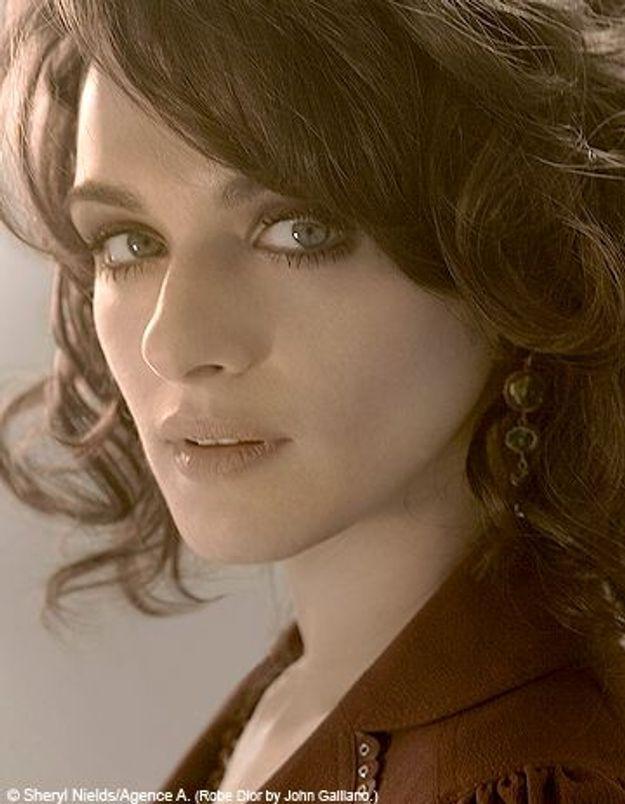 Rachel Weisz, star sans strass