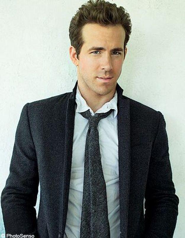 """Ryan Reynolds : """"Il faut être une bonne personne pour plaire"""""""