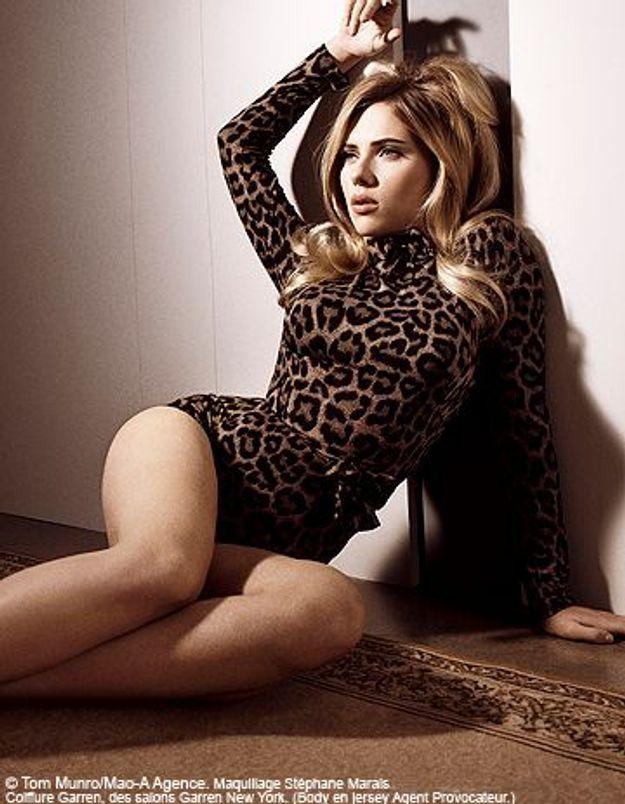 Si parfaite, si Scarlett