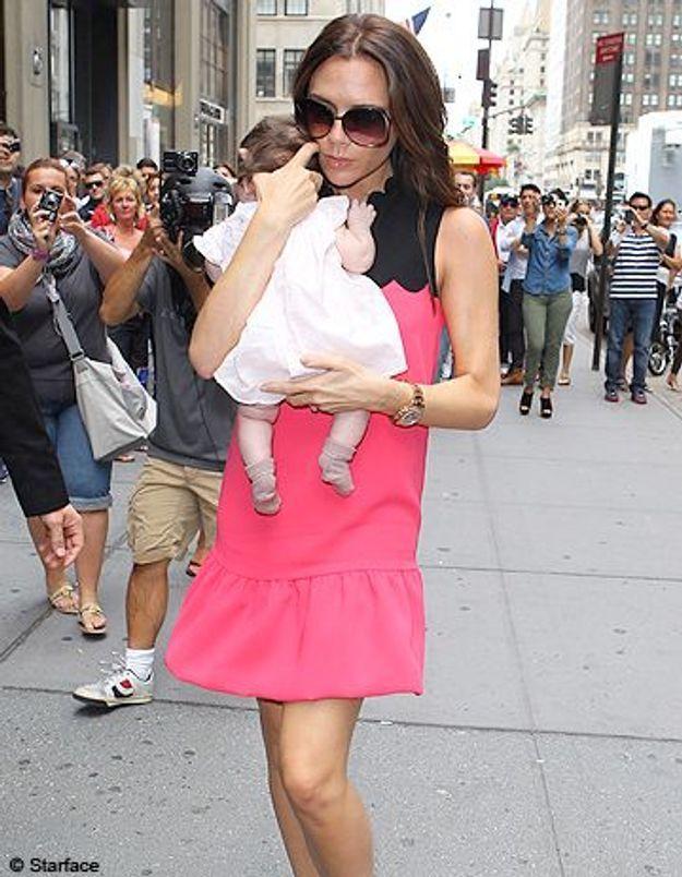 Victoria Beckham : son bébé, son nouveau it-bag ?