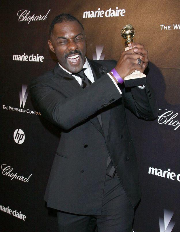 Il a remporté le Golden Globe du meilleur acteur dans une série en 2012