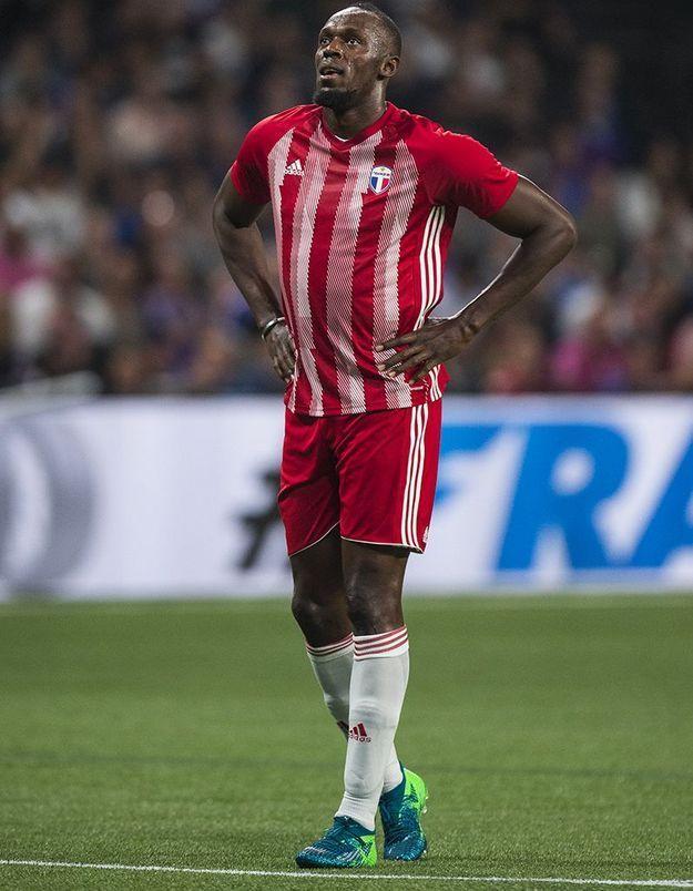 Usain Bolt dans l'équipe adverse !