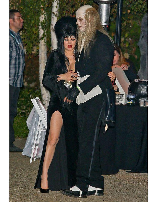 Le costume de Fergie et Josh Duhamel