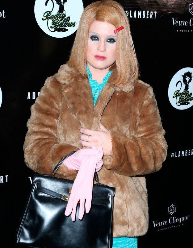 Le costume de Kelly Osbourne