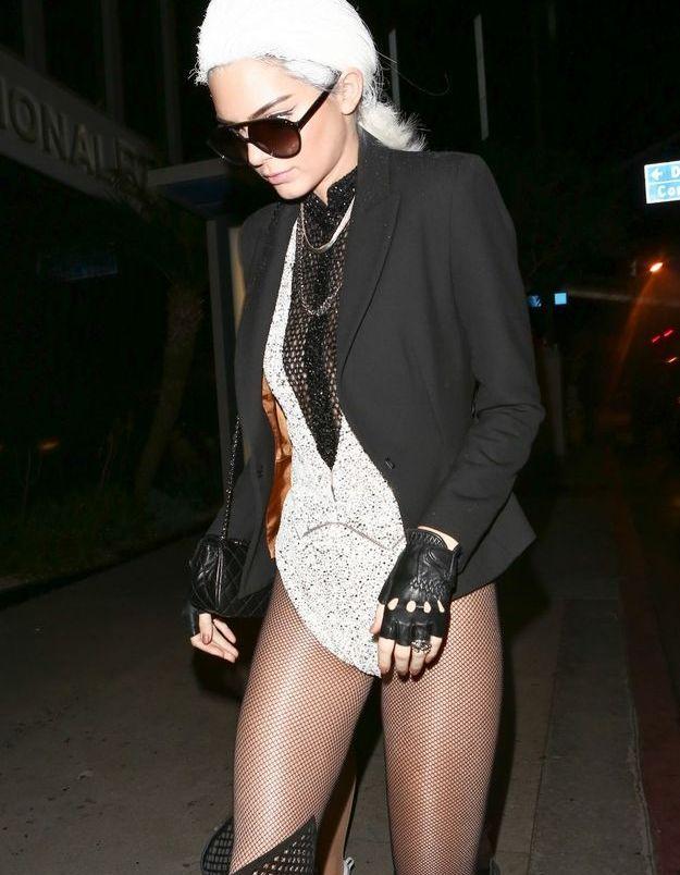 Le costume de Kendall Jenner