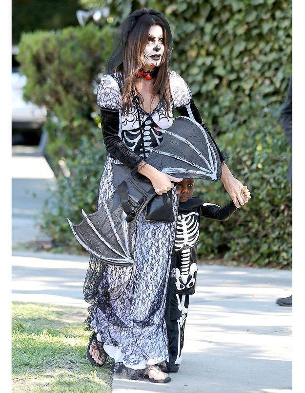 Le costume de Sandra Bullock