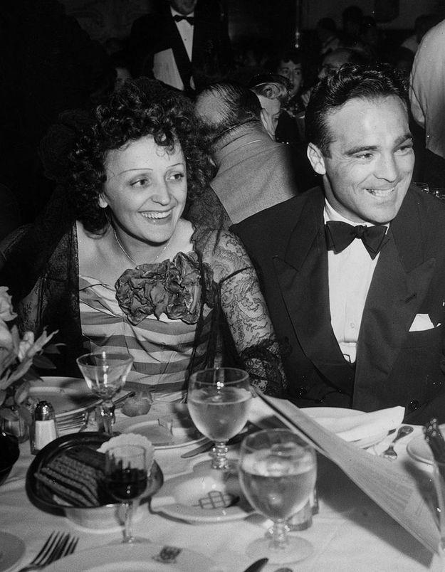Edith Piaf et Marcel Cerdan - 50 couples mythiques (ou