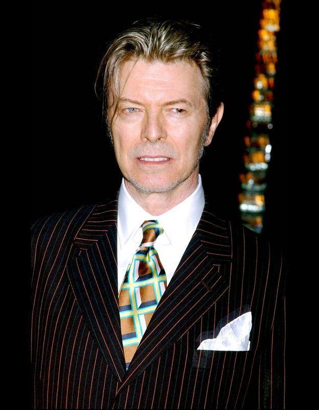 David Bowie n'a pas les yeux vairons