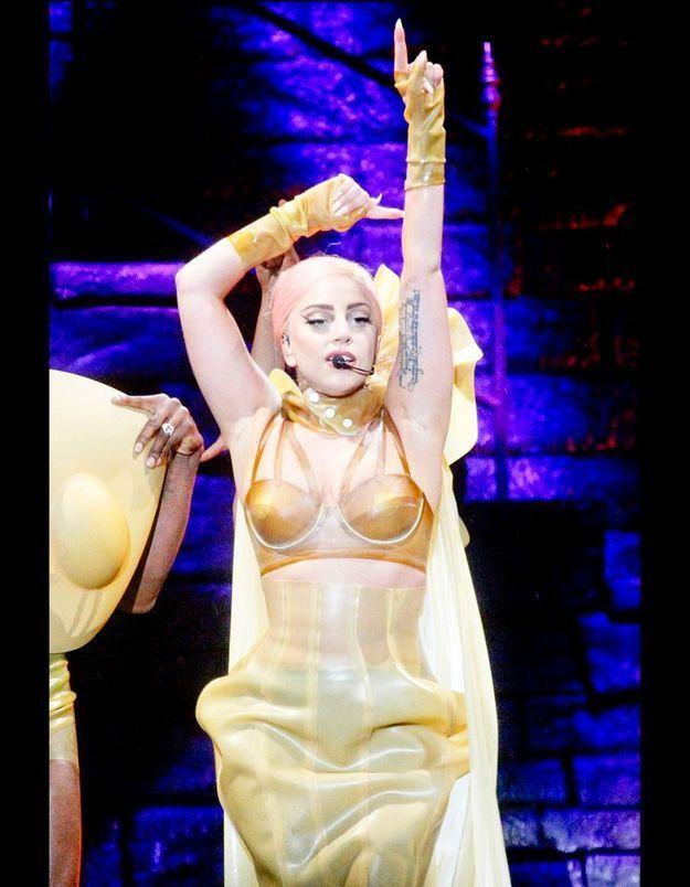 Lady Gaga a écrit « Born this way » en 10 minutes
