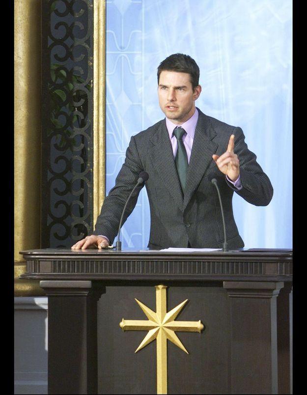 Tom Cruise voulait être prêtre