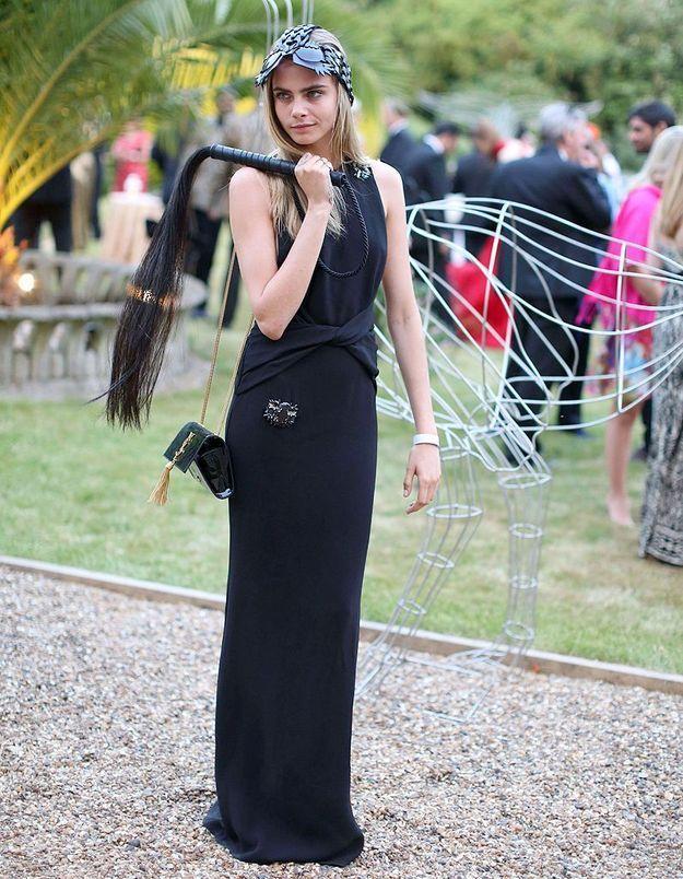 50 Shades of Grey : Cara Delevingne postule au casting du film