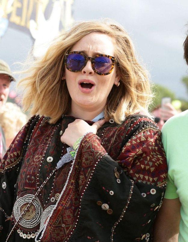 Adele : ces photos d'elle qui inquiètent beaucoup ses fans