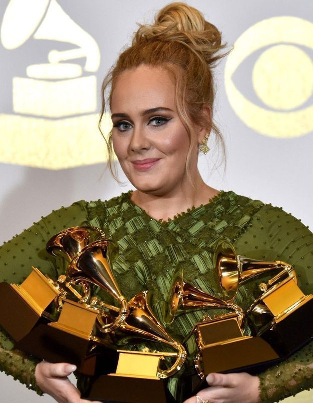 Adele : elle s'amuse de sa perte de poids à la télévision !