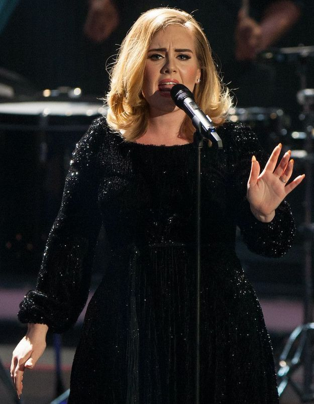 Adele : la nouvelle photo qui fait polémique