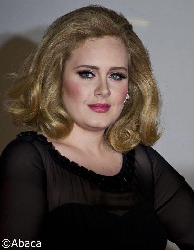 Adele : maman d'un petit garçon ?