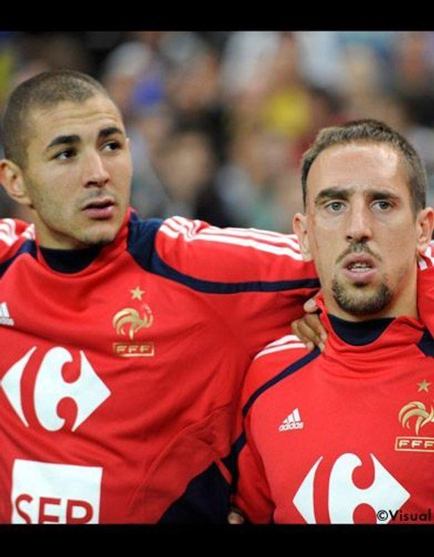 Affaire Zahia : Ribéry et Benzema entendus par la police
