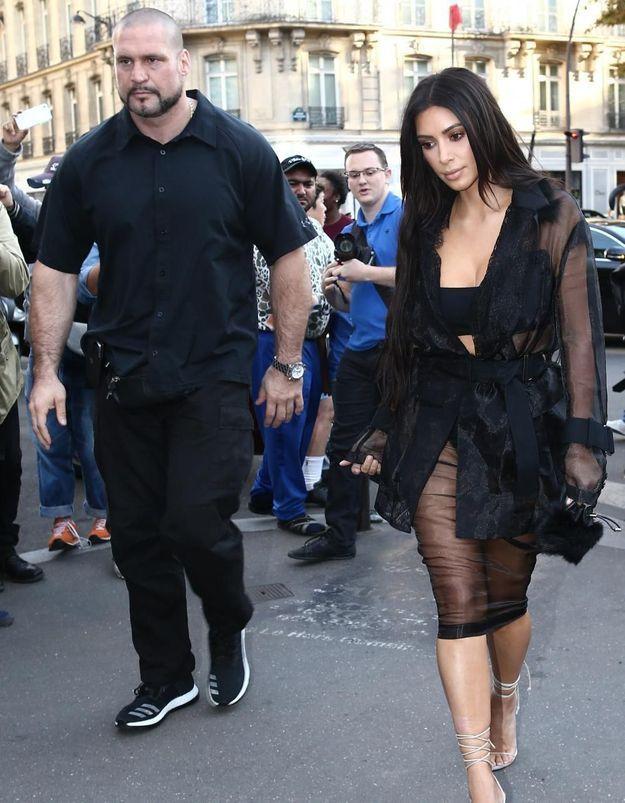 Agression de Kim Kardashian : son garde du corps Pascal Duvier a été viré !