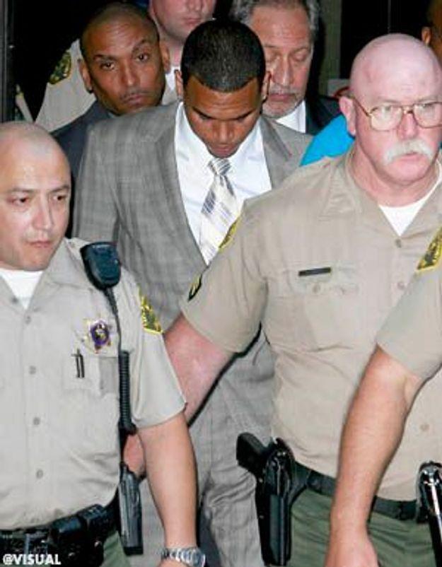 Agression Rihanna : Chris Brown n'ira pas en prison