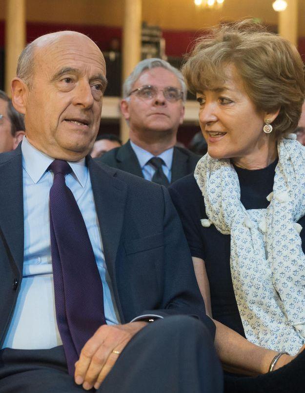 Alain Juppé, jamais sans sa femme Isabelle : « J'ai besoin d'elle »