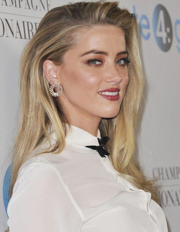 Amber Heard : l'actrice a retrouvé l'amour, c'est officiel
