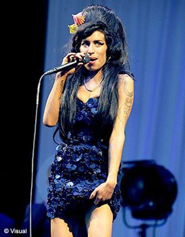 Amy Winehouse championne du faux bond