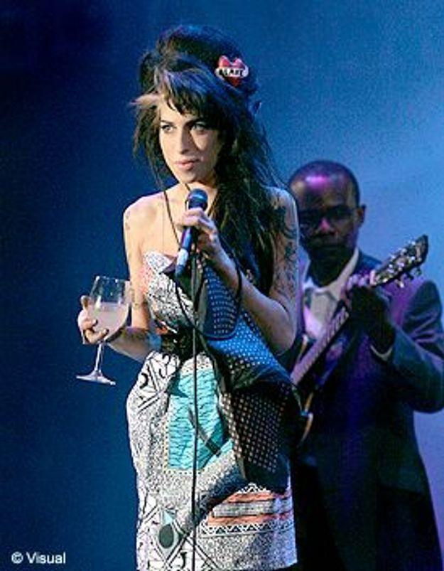 Amy Winehouse n'en fait qu'à sa tête !